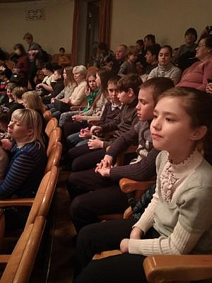 "Спектакль ""Бременские музыканты"""
