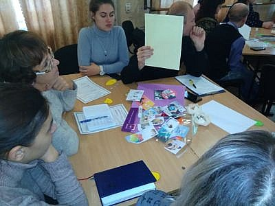 Районный семинар ЗДУВР