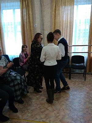 Юбилей Семенцовой Е.Н.