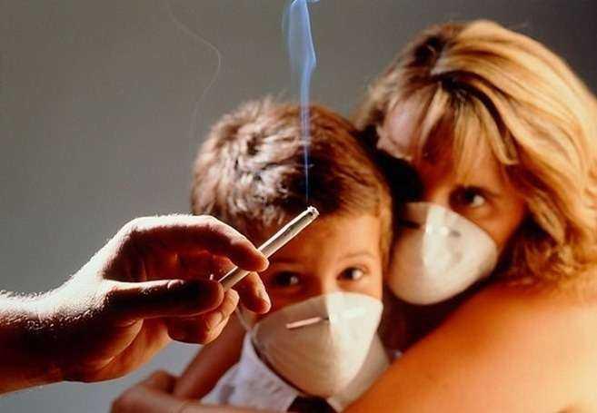 Как рассказать детям о вреде курения…