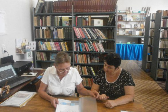 Библиотека школы № 145