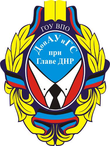 Герб ДонАУиГС