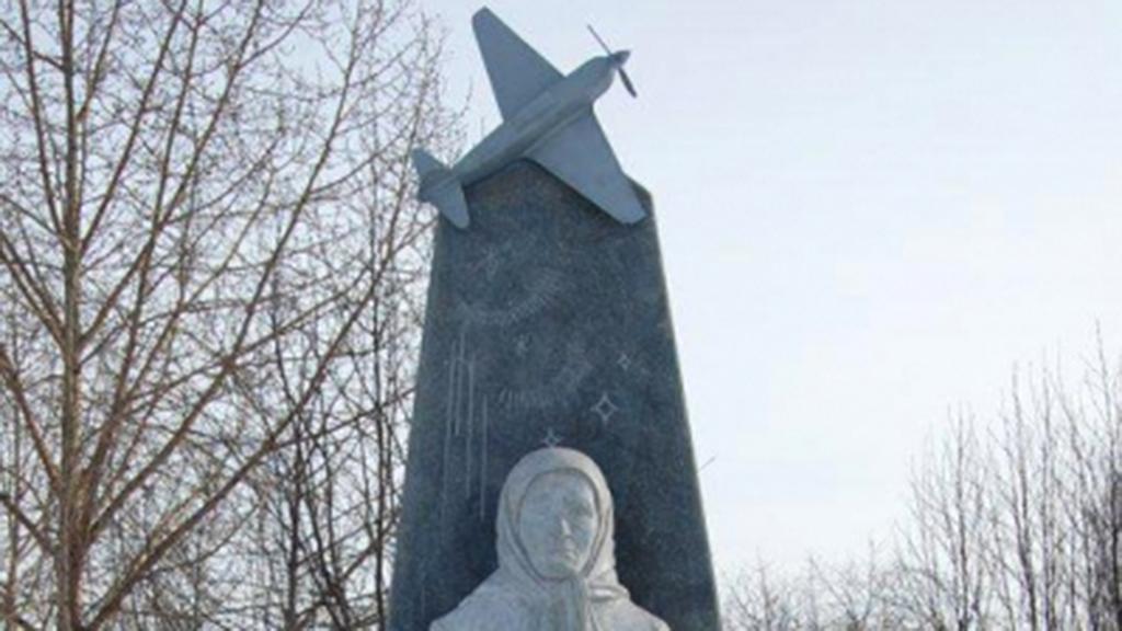 Памятник Матрене Яковлевой