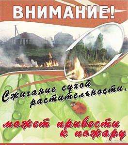 противопожарный режим 06